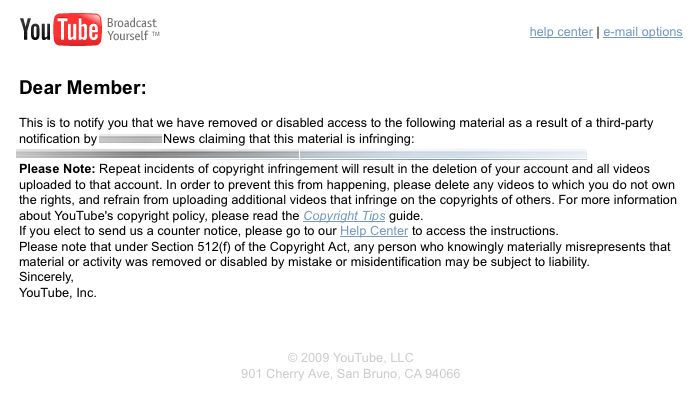 Dmca: How Do I File A DMCA Takedown Notice To Protect My
